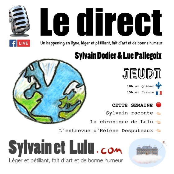 Le direct de Sylvain et Lulu
